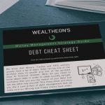 A Get Out of Debt Cheat Sheet